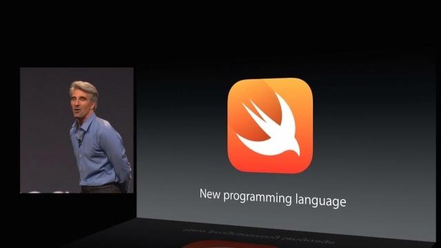 """一向""""圈地自萌""""的苹果为什么选择将Swift开源?"""
