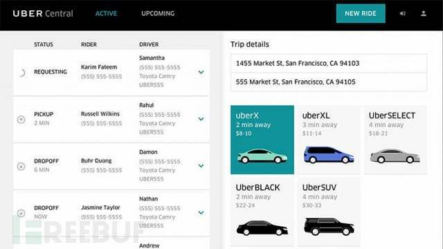 Uber修复三个漏洞,白帽子获数千美金奖励(含漏洞分析)