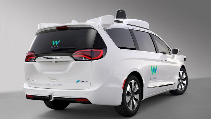 与车企合作:刚成立的Waymo推自动驾驶小货车