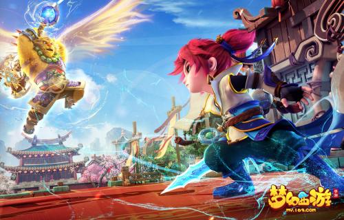 《梦幻西游》手游新增跨服挑战系统 28日更新上线