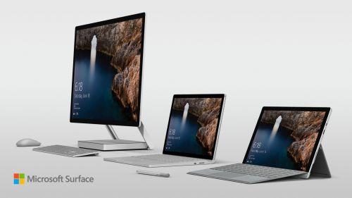微软追加Surface Studio订单 明年第一季度出货3万部