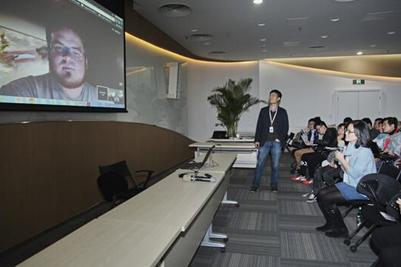 厉害了!百度手机浏览器WebAR+VR公开课引来谷歌大牛隔空喊话