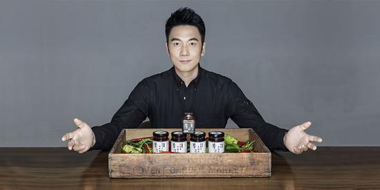 林依轮创业做饭爷辣酱:爷卖的不是酱,是生活