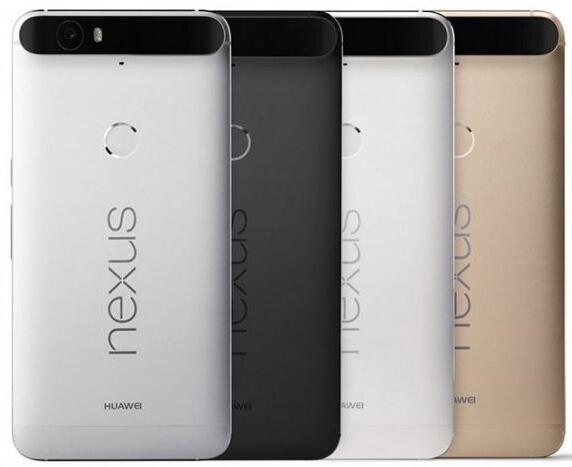 新一代机皇华为Nexus 6P