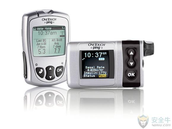 胰岛素泵曝漏洞  远程攻击可导致患者低血糖