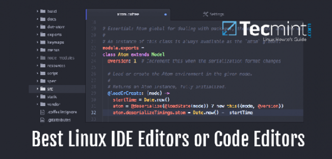 17 个Linux下用于C/C++的最好的 IDE /编辑器